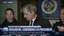 """Avalanche meurtrière dans les Alpes-Maritimes: """"Un risque a été pris par le guide"""", déclare le procureur de la République de Nice"""