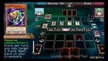 Yu-Gi-Oh Gx! Tag Force 2! Deck Recipes! (Cyber End, God, And Blue