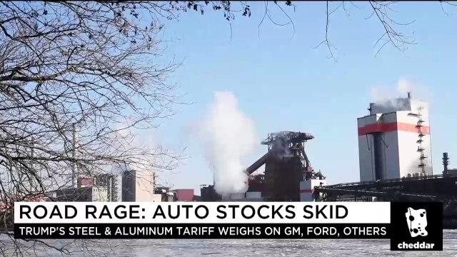 Why U.S. Steelmakers Won't Win From Trump's Tariffs