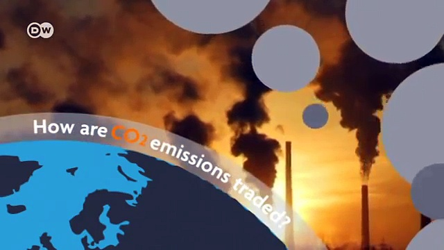 How does emissions trading work? | Global Ideas