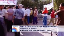Tunisia: Media in Times of Crisis   Journal Reporters