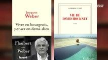 Flaubert & Hockney, de la vie à l'oeuvre - Livres & Vous... (02/03/2018)