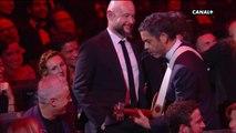 """Manu Payet reprend à la guitare la bande originale de """"120 battements par minute"""" - César 2018"""