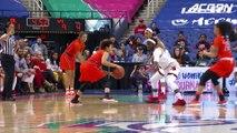 Virginia Tech vs. Louisville ACC Women's Basketball Tournament Highlights (2018)