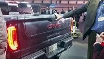 2019 GMC Sierra MultiPro Tailgate Demonstration