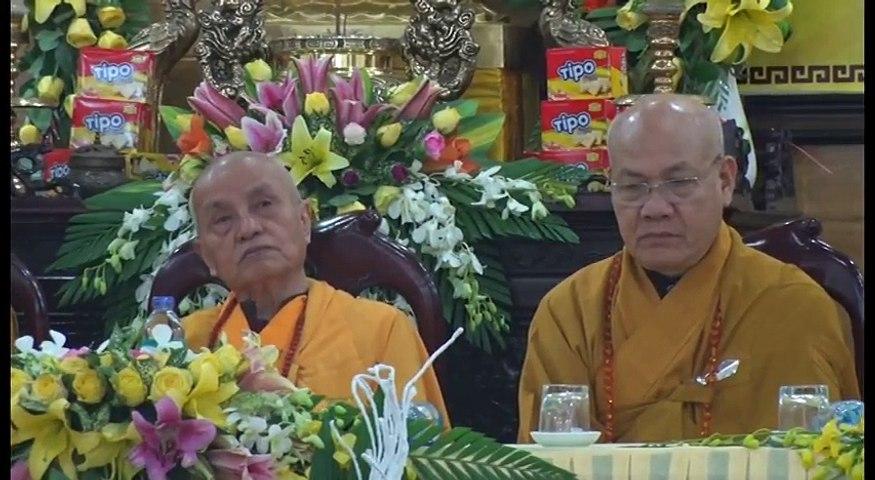 Lễ Thụ Giới Tại  Đại Giới đàn Trúc Lâm Tam tổ lần thứ 9