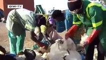 GLOBAL 3000   Burkina Faso - Plastic Waste Creates Jobs