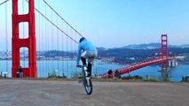 Bike Parkour  Streets of San Francisco !