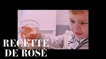 Recette enfant : du vin chaud rosé pour les parents