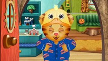 Daniel Tiger - No Red Sweater for Daniel_Teacher Harriet's Hair - CBC Kids
