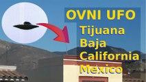 OVNI UFO Objeto Volador No Identificado En Tijuana Baja California Mexico 2mar2018