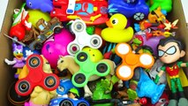 Box Full of Toys   Fidget Spinners Toys Cars Figures Vehicles Cars Disney toys Action Figures 2