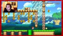 Something WRONG With Super Mario Maker - Josh Sucks At Videogames