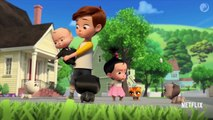 The Boss Baby: Back in Business Trailer Season 1 (2018) Netflix Series