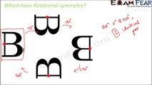 Maths Symmetry part 12 (Order of Rotational Symmetry) CBSE Class 7  Mathematics VII