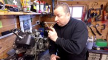 Vid 13 Piaggio  How To Unrestrict For More Power Piaggio ET2 50cc Vespa Respray