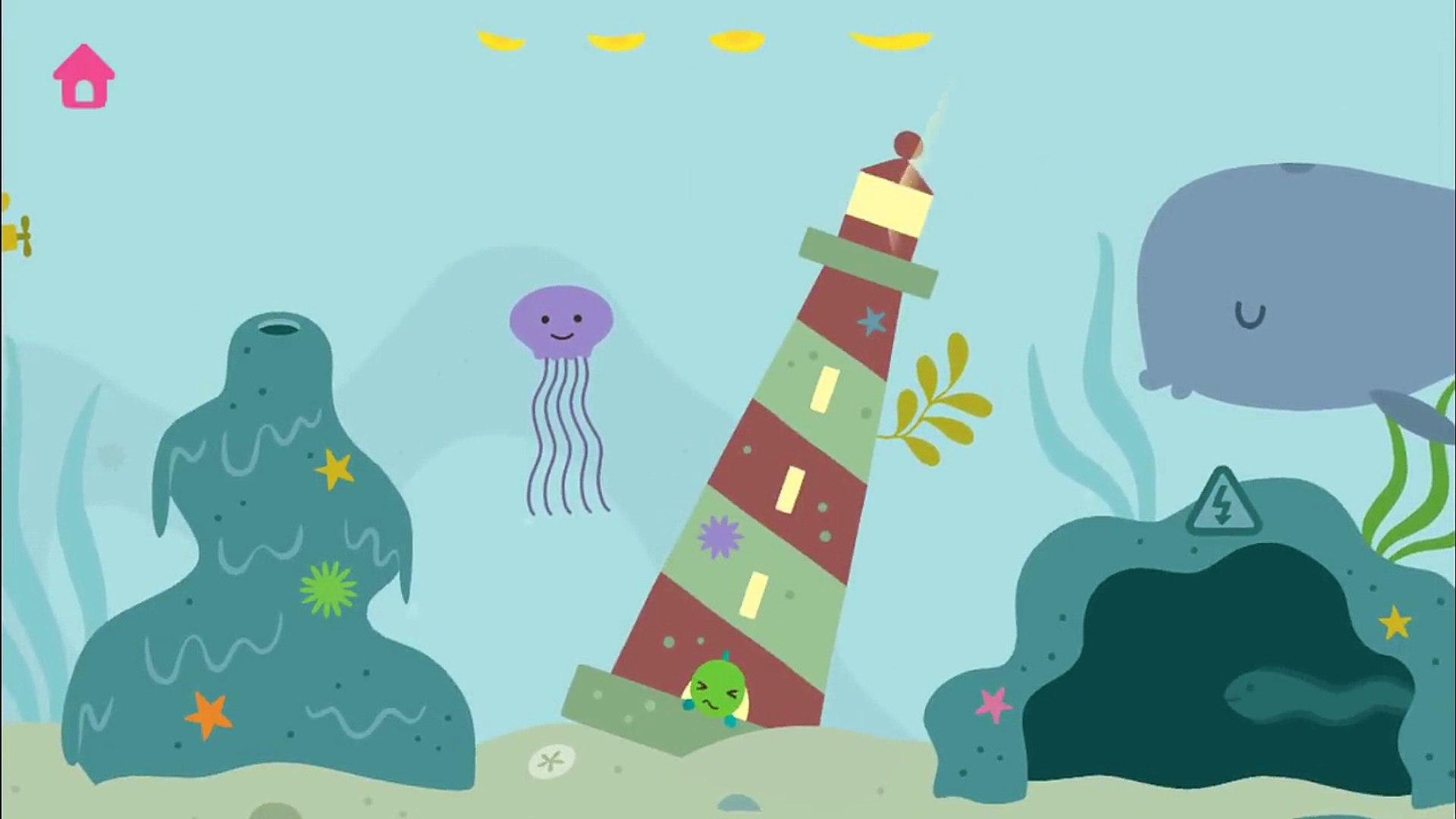 Sago Mini Ocean Swimmer: Kids Education App