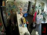Andria: rapina farmacia, arrestato barlettano - il video registrato dalle telecamere