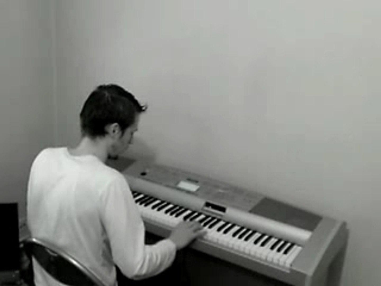 james bond 007 musique de film impro piano