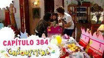 Chiquititas - 02.03.18 - Capítulo 384 - Completo