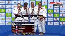 Clarisse Agbegnenou (-63kg) - ChM 2017 judo