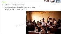 Maths Data Handling part 2 (Organizing Data) CBSE Class 7  Mathematics VII