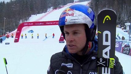 Pinturault revient sur 3e place sur le Slalom géant de Kranjska Gora