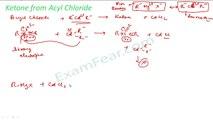 Chemistry Aldehydes Ketones part 11 (Ketone exclusive preparation) CBSE class 12 XII