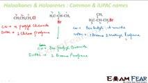 Chemistry Haloalkanes & Haloarenes part 3 (IUPAC nomenclature) CBSE class 12 XII