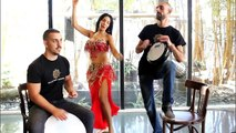 Playing Darbuka Egyptian Style - Belly Dance Music