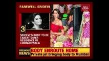 Sridevi's Last Rites To Be Held At Ville Parle Crematorium In Mumbai