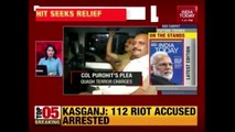 Malegaon Blast Case: SC Seeks Reply From Maha, NIA On Relief For Col Purohit