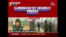 Breaking News   4 CRPF Jawans Martyred In Pulwama Terror Attack; 2 Terrorists Neutralised