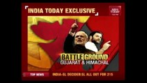 India Today Exclusive | Gujarat Chief Minister Vijay Rupani Confident Of Big Win For BJP