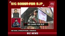 UP Civic Poll Result: BJP Gets Early Lead In UP Municipal Polls