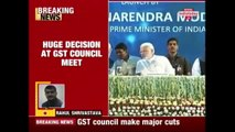 Huge Decision At GST Council Meet, Tax Reduced On Various Items