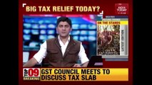 War Breaks Out In GST Council Over Tax Rates