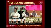 Modi Hails World Bank Rankings, Slams  Critics