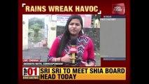 Life Comes To Halt After Heavy Rains Wreak Havoc In Chennai
