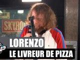 Le livreur de pizza de retour dans #PlanèteRap