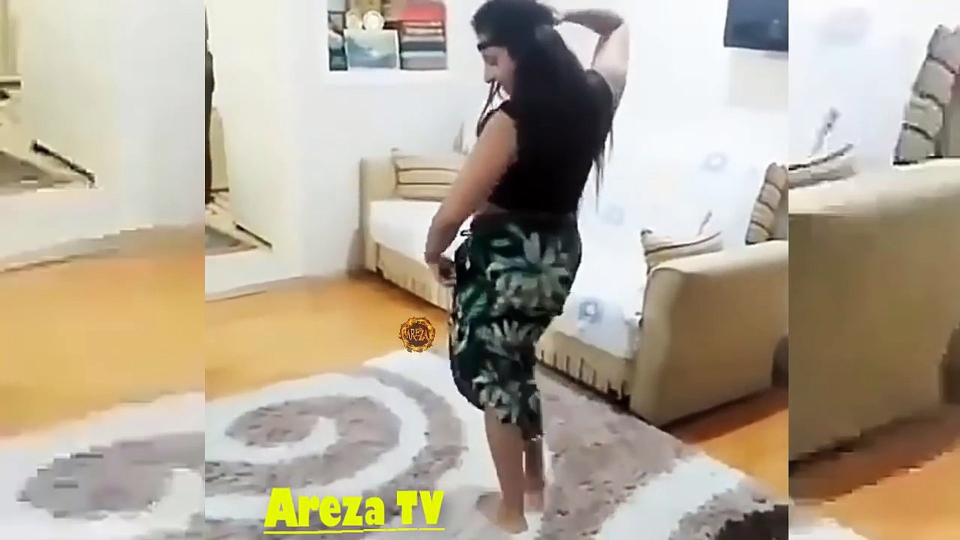 رقص .منزلي .Dance