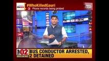 #WhoKilledGauri | 7.65 MM Pistol Used In The Murder, Same In Kalburgi's Murder