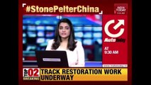 Chinese Troops Crossing To Indian Side Caught On Camera