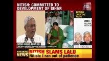 Bihar CM, Nitish Kumar Speaks Out On Joining NDA
