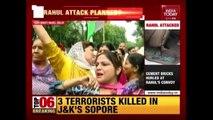 BJP's Jayesh Darji Held, 3 Other Detained