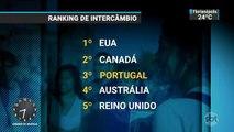 Portugal já é um dos países mais procurados por estudantes do Brasil