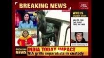 India Today Impact: Separatist's  Fund Chocked