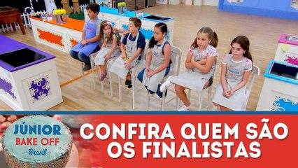 Confira quem são os finalistas do programa
