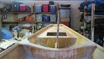 Building A Chameleon Sailing Dinghy | Sawing Her In Half - #4