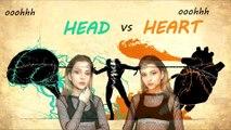 HEAD vs HEART - Maya Pop (Official Lyric Video)